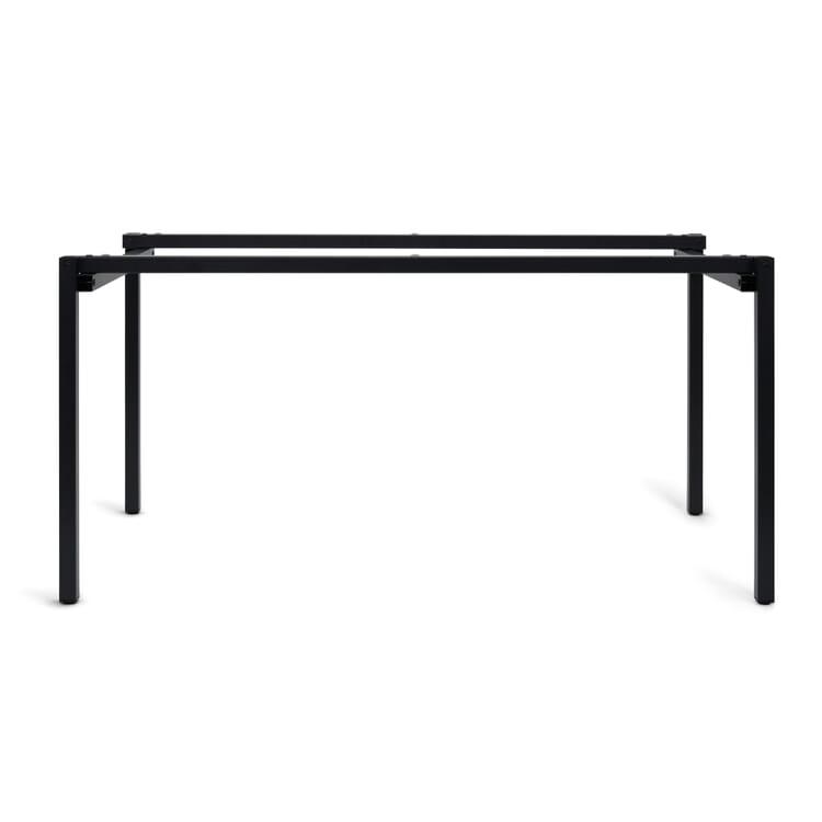 Table Frame ERIK, Black Grey RAL 7021