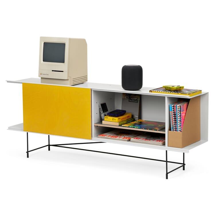 Separate Shelf for Rack FIP, Zinc Yellow RAL 1018