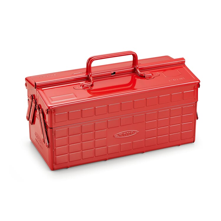 """Folding Toolbox """"Toyo"""", Red"""