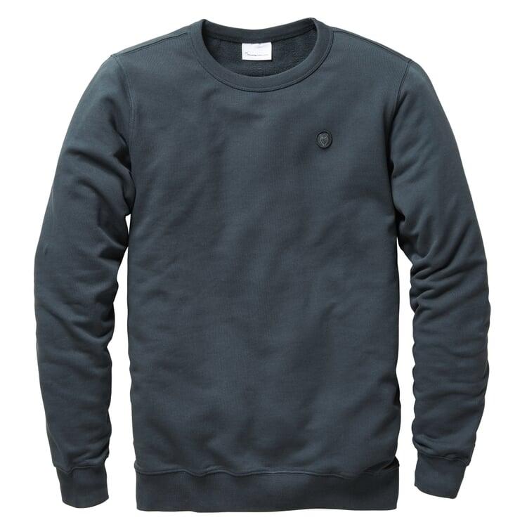 Herren-Sweatshirt Dunkelgrau