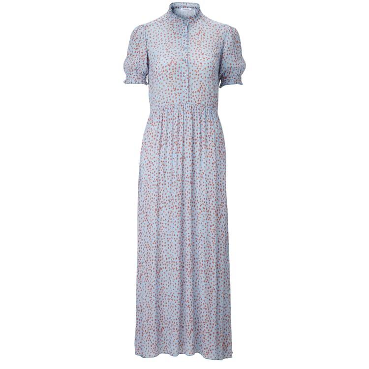 Women's Maxi Dress Made of Viscose