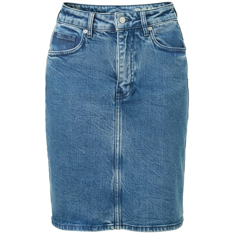 Damen-Jeansrock, Denim