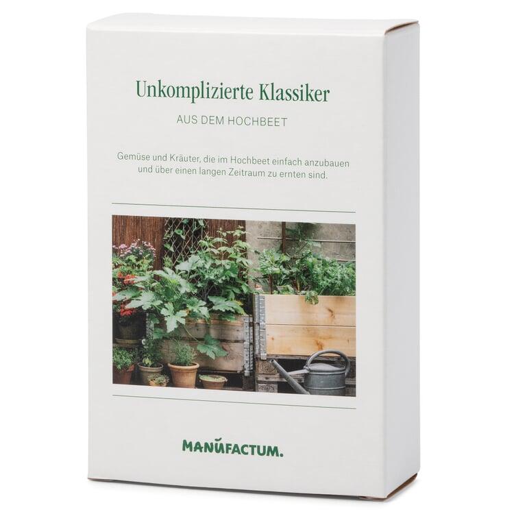 Gemüse anbauen im Hochbeet - unkomplizierte Klassiker