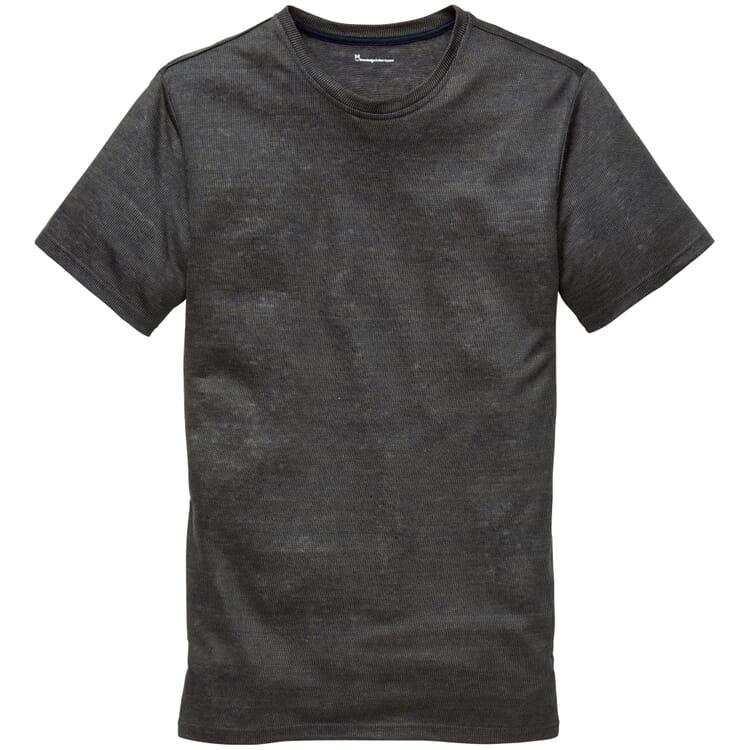 Men's Linen Shirt, Green