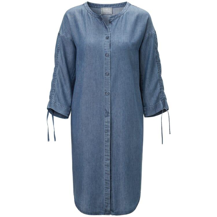 Women's Dress Made of TENCEL™ and Linen