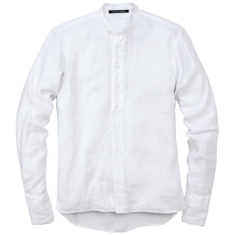 Men's Popover Shirt, White