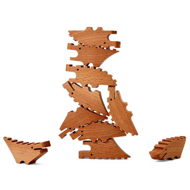 Spielfiguren Croc Pile, Natur