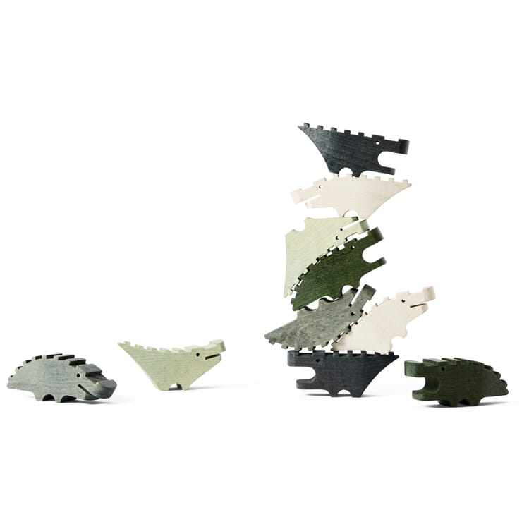 Spielfiguren Croc Pile