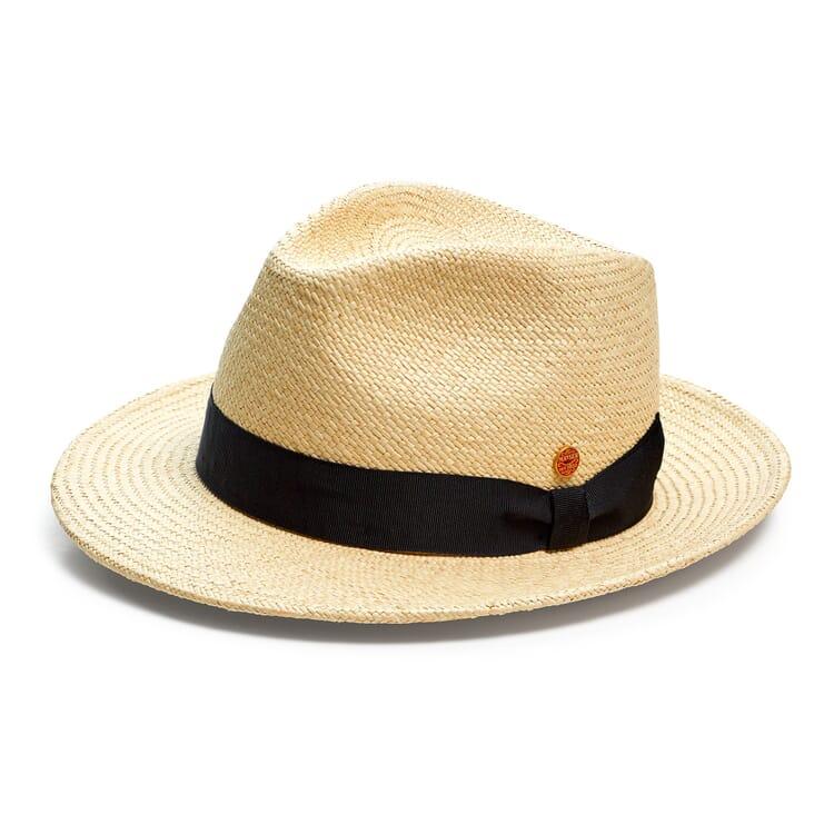Men's Panama Hat, Untreated