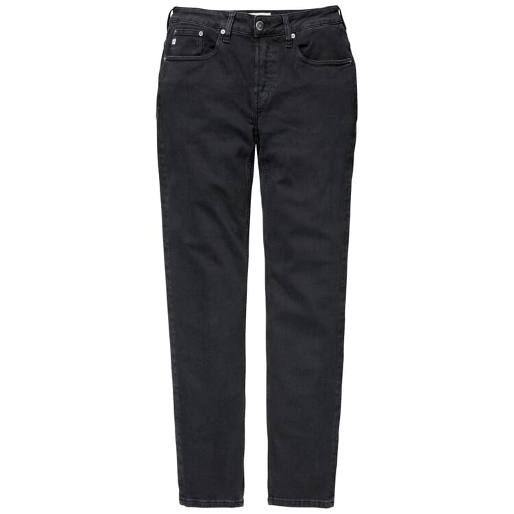 Herrenjeans Regular, Stone Black