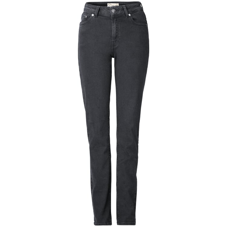 Damenjeans Regular Stone Black