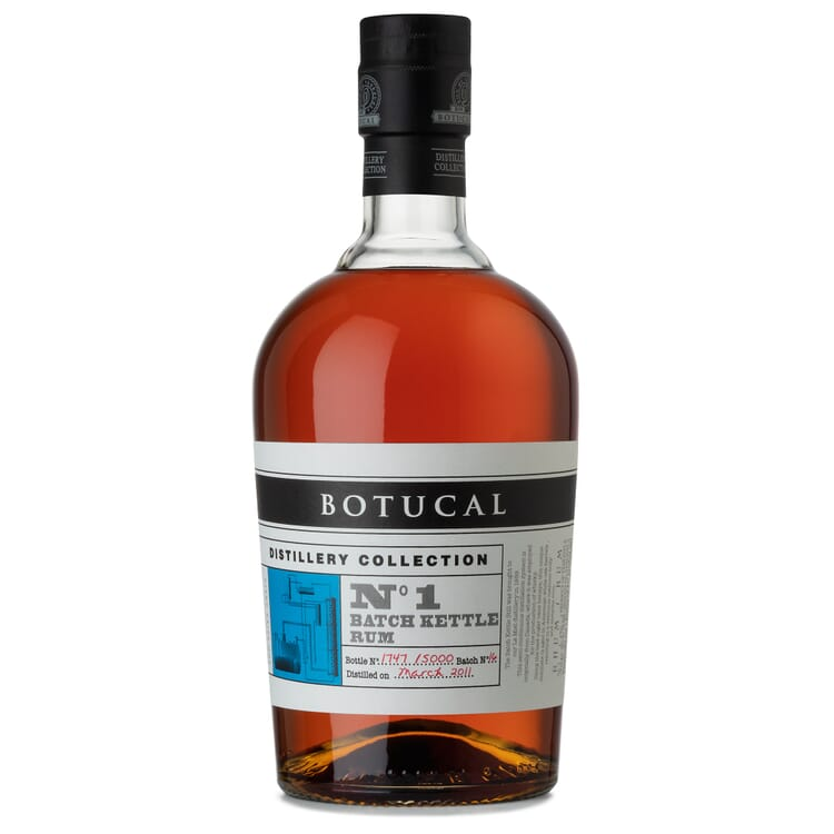 Rum Botucal Distillery Collection No. 1 Kettle