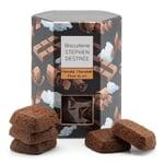 Belgian Biscuits Chocolat Fleur de Sel