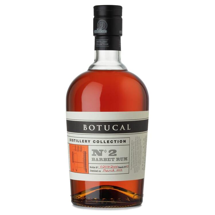 Rum Botucal Distillery Collection No. 2 Barbet