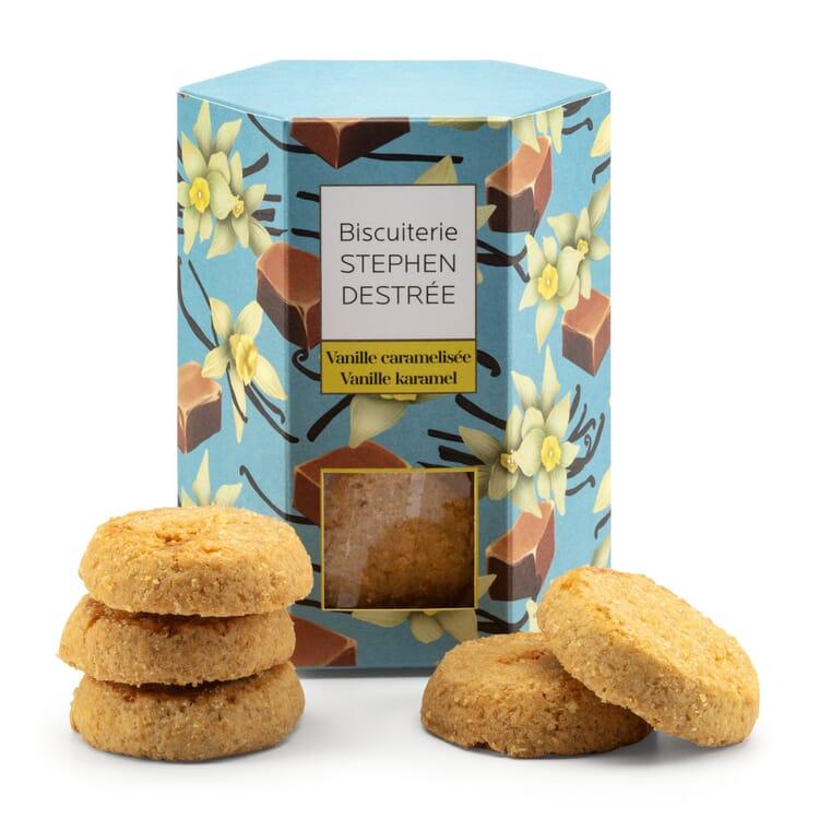 Belgian Biscuits Vanilla Caramélisée