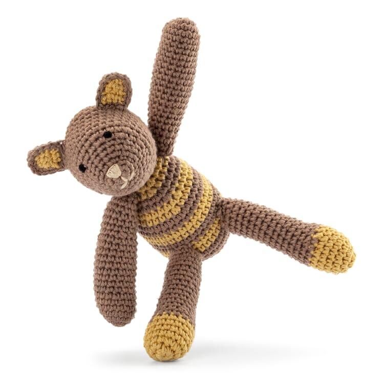 Dangling Teddy Bear
