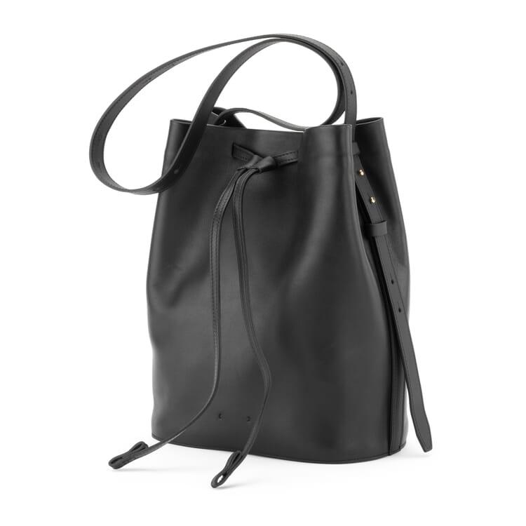 Women's Bag Cowhide, Black