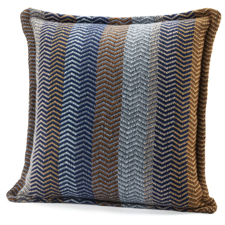 """Pillow Case Made of Lambswool in Natural Shades """"Fri"""""""
