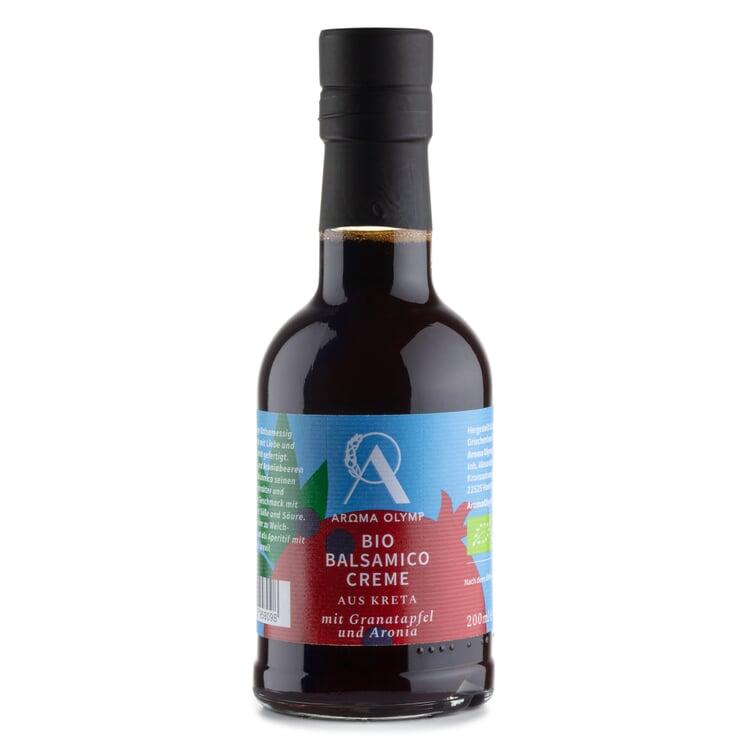 Bio-Balsamico-Creme mit Granatapfel und Aronia