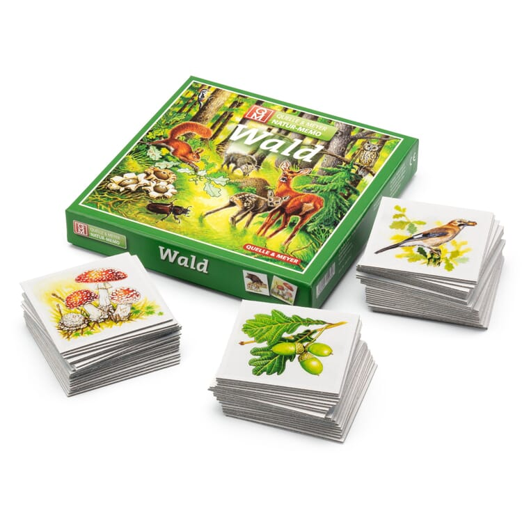 Memory game Forest