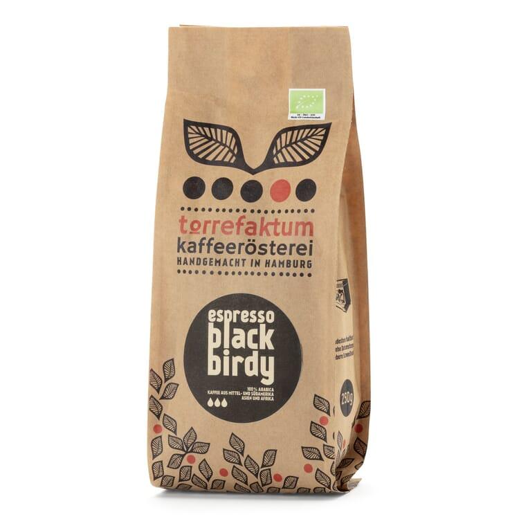 Organic Espresso Black Birdy