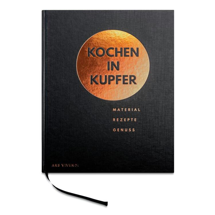 Buch: Kochen in Kupfer