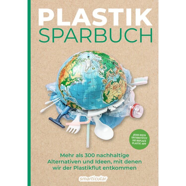 Plastik-Sparbuch