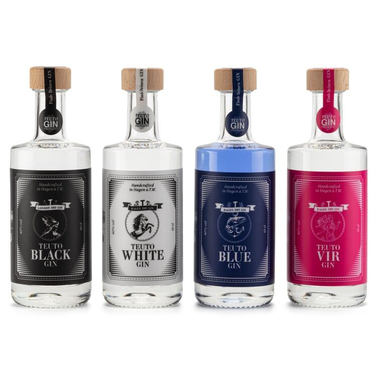 Teuto Gin Probierbox