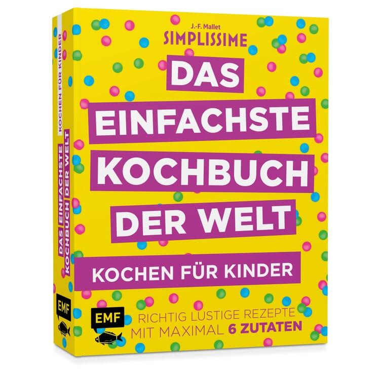 Das einfachste Kochbuch der Welt - Kochen für Kinder
