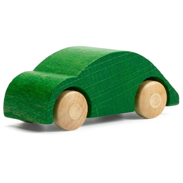 Holzauto Kugelflitzer, Grün