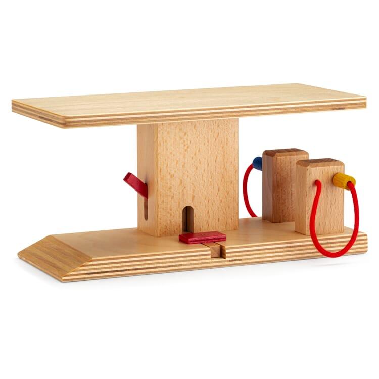 Tankstelle Holz