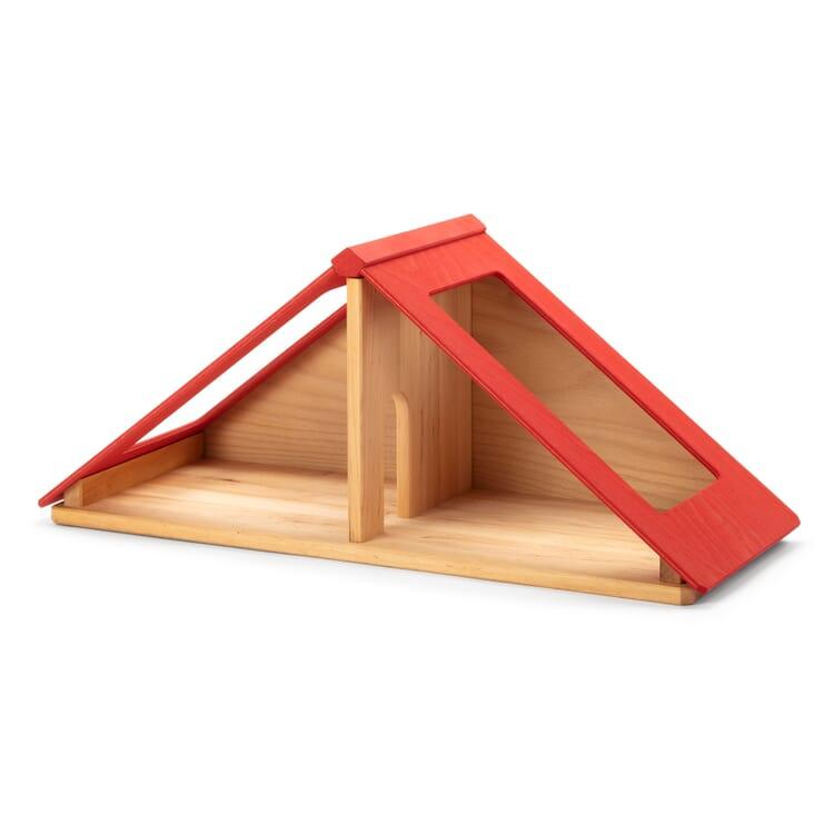 Puppenhaus Dachboden