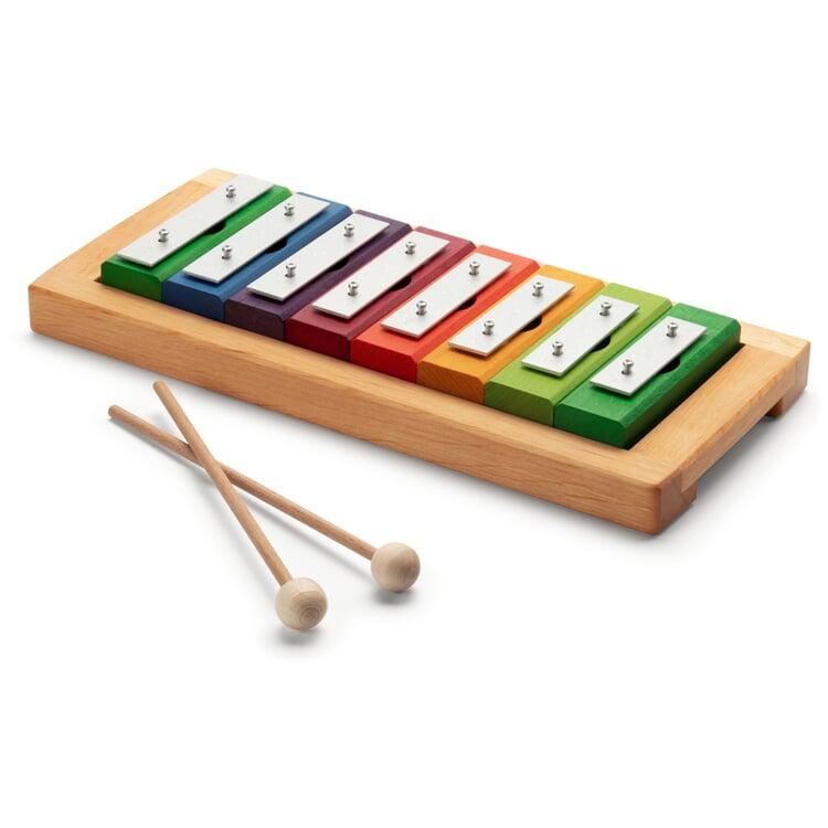 Regenbogen-Glockenspiel 8 Töne