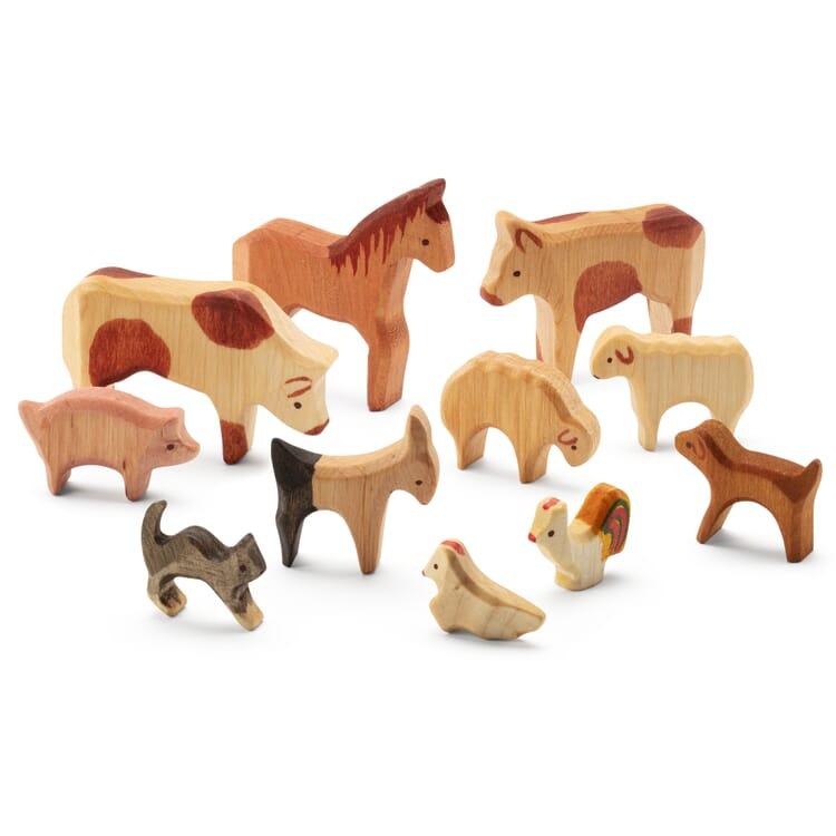 Set Bauernhof-Tiere