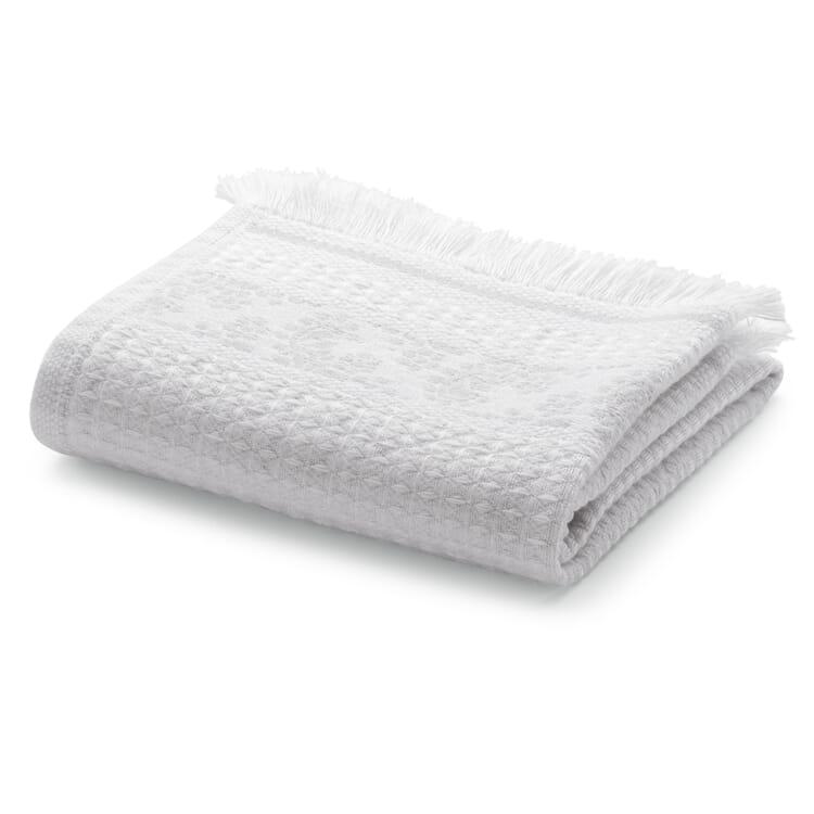 Handtuch Waffelpiqué Baumwolle