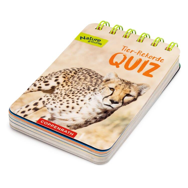 Ringbuch Quiz, Tier-Rekorde