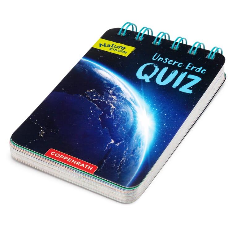 Ringbuch Quiz, Unsere Erde