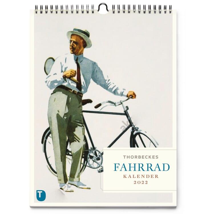 Thorbeckes Fahrrad-Kalender 2022