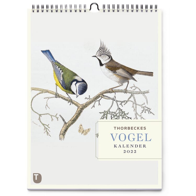 Thorbeckes Vogel-Kalender 2022