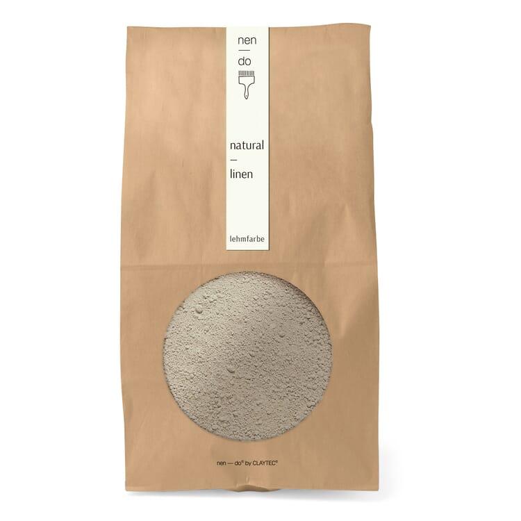 Lehmfarbe, Natural Linen