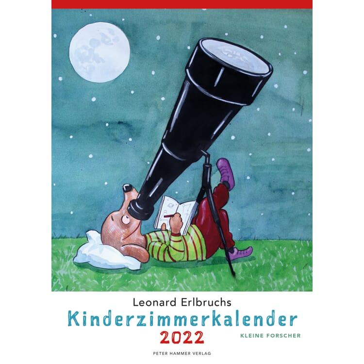 Kinderzimmerkalender 2022