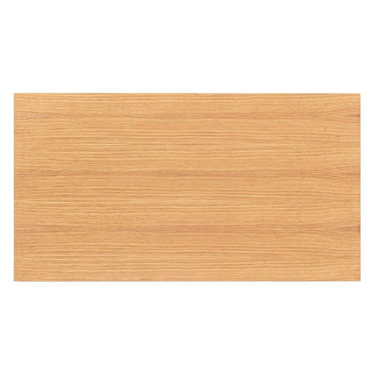 Tischplatte Eichenholzfurnier