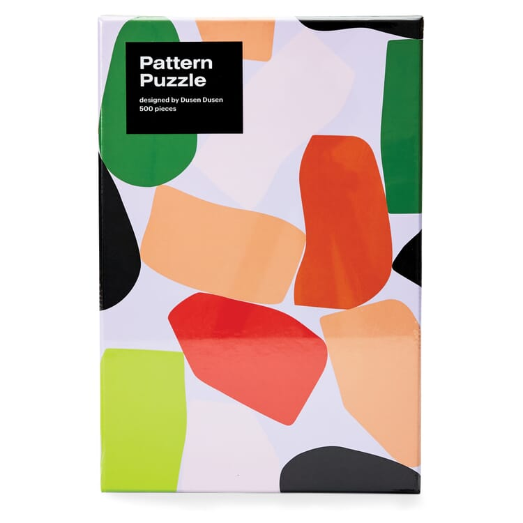 Puzzle Pattern, Stack