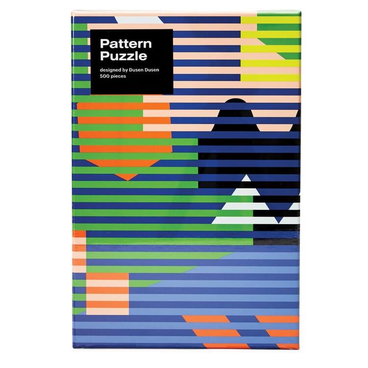 Puzzle Pattern, Lenticular