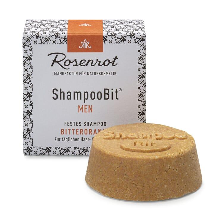 Festes Shampoo Herren, Bitterorange