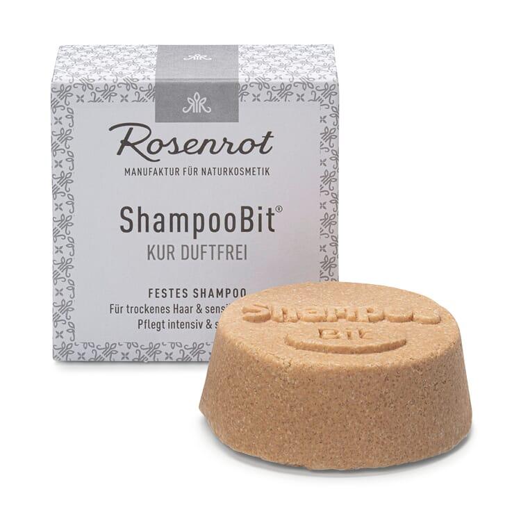 Festes Shampoo Damen, Kur duftfrei
