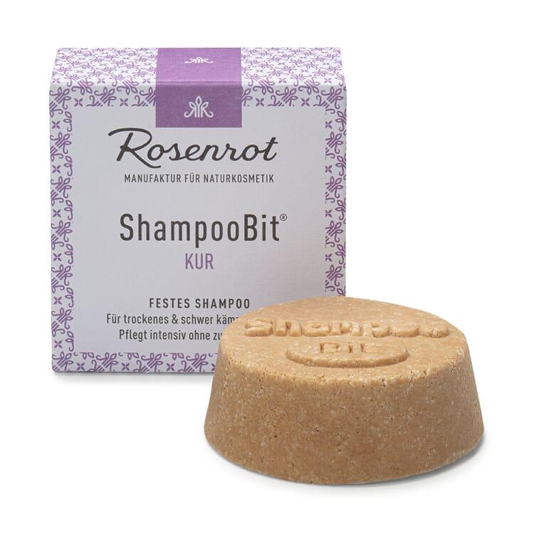 Festes Shampoo Damen, Kur