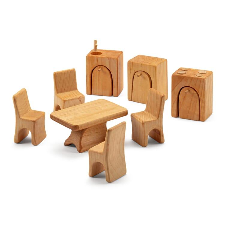 Puppenhaus-Möbelset Küche