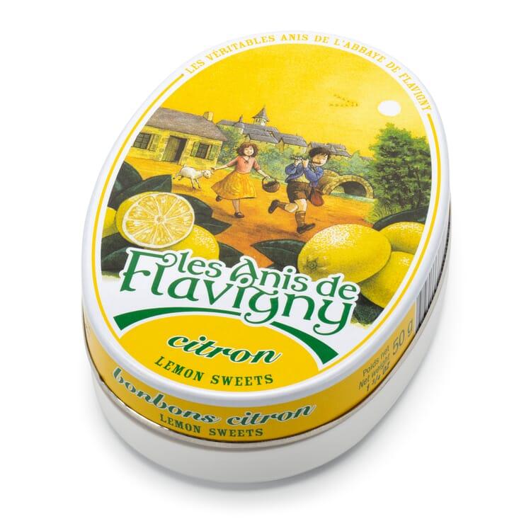 Anispastillen Zitrone Einzeldose