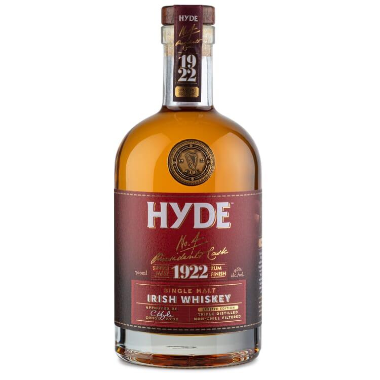 Hyde Single Malt Whiskey No. 4 – Rum Finish